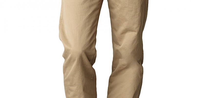 Chinos und Khaki Pants