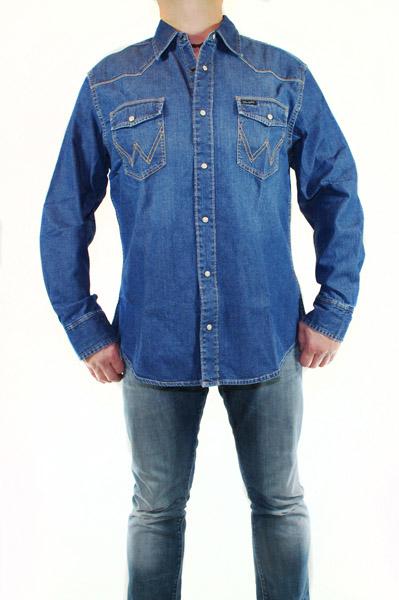 wrangler_jeans_hemd_hell