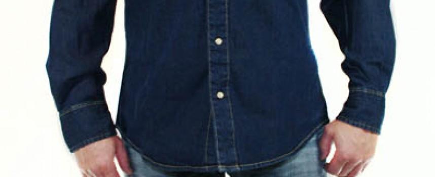 Jeanshemden  – wieder voll im Trend