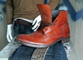 Modische Schuhe zur neuen Sommermode