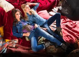 Sommer Jeans für Damen