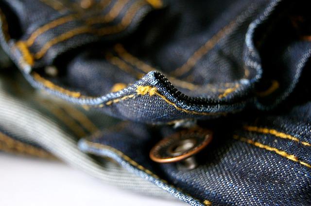 jeanshose detail aufnahme 2013