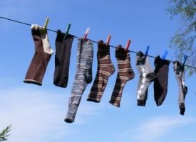 Socken und Strümpfe für die ganze Familie