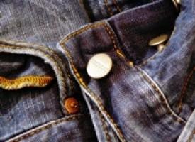 Jeans kaufen ist manchmal sonderbar