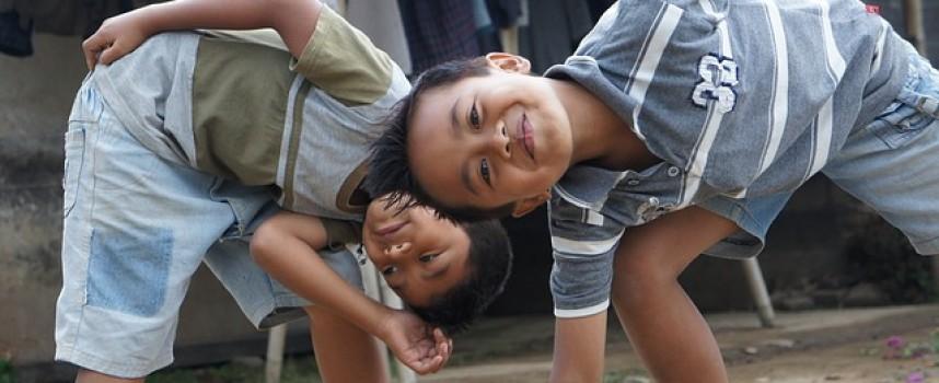 Kinderjeans – in allen Altersklassen gut