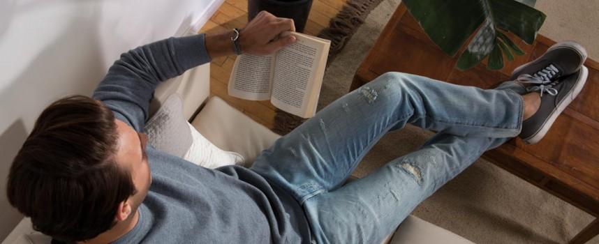 Slim-Fit ist in – Auch bei den Herren Jeans setzt sich der schmale Schnitt durch