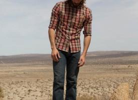 Jeans und boho-Style