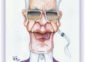 Modezar Karl Lagerfeld