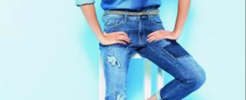 Do It Yourself: Used Look – Jeanshosen bleichen