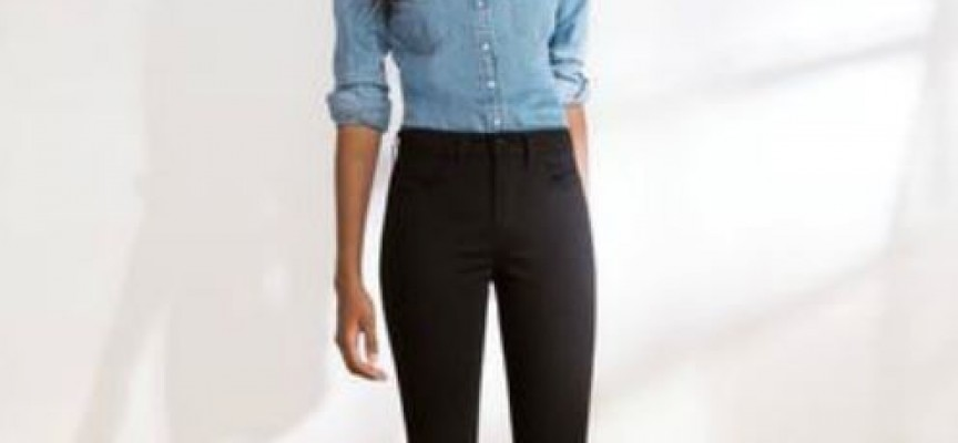 High Waist Hosen – Die Taillenhosen sind wieder da!
