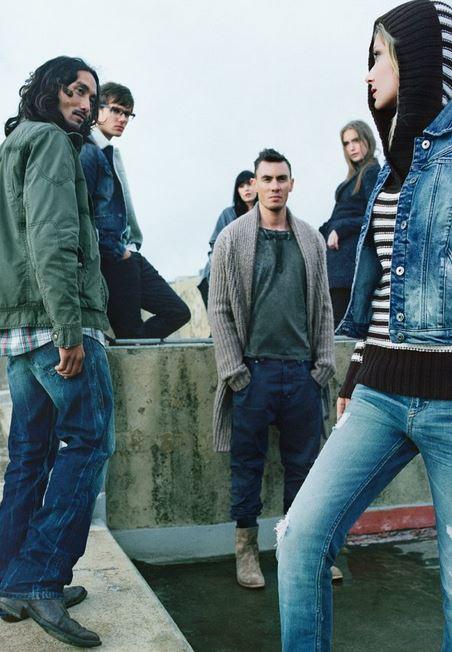 Jeanshosenformen