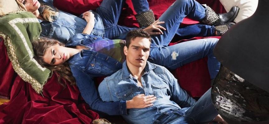 Woher kommt das Design einer Jeans?