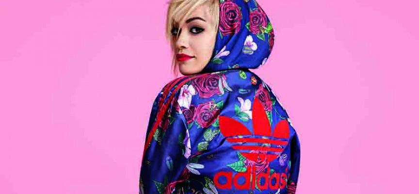 Rita Ora für adidas Originals