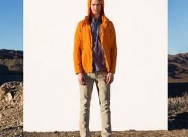 Trendfarbe: Orange für die Herren