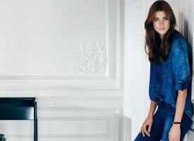 Das magische Trio – Jeans, Leder und eine Bluse