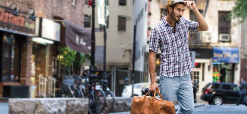 Must Have: Taschen für den Mann
