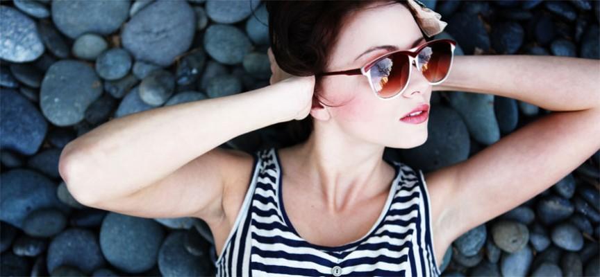 Sommertrends 2015: Streifen & Flared Denim
