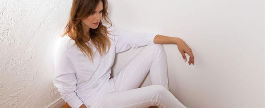 Trend: Weiße Jeans / White Denim