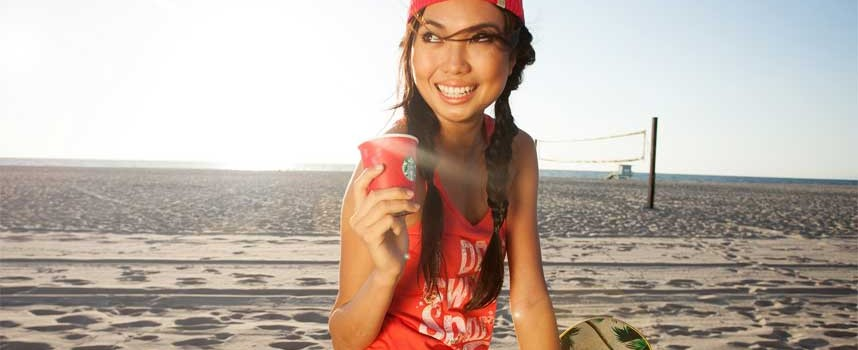 Holiday Persönlichkeit – Surfer Girl