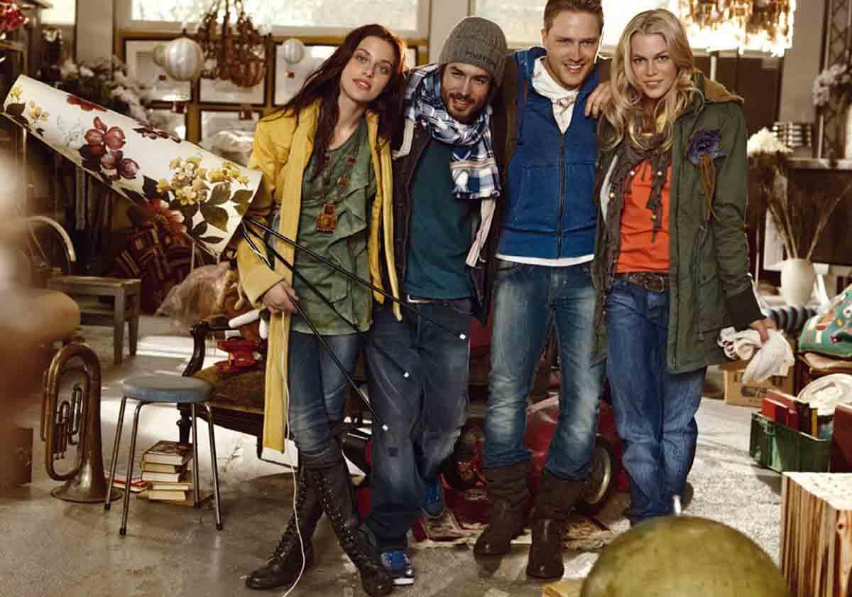 Wintermode Khaki Modetrends