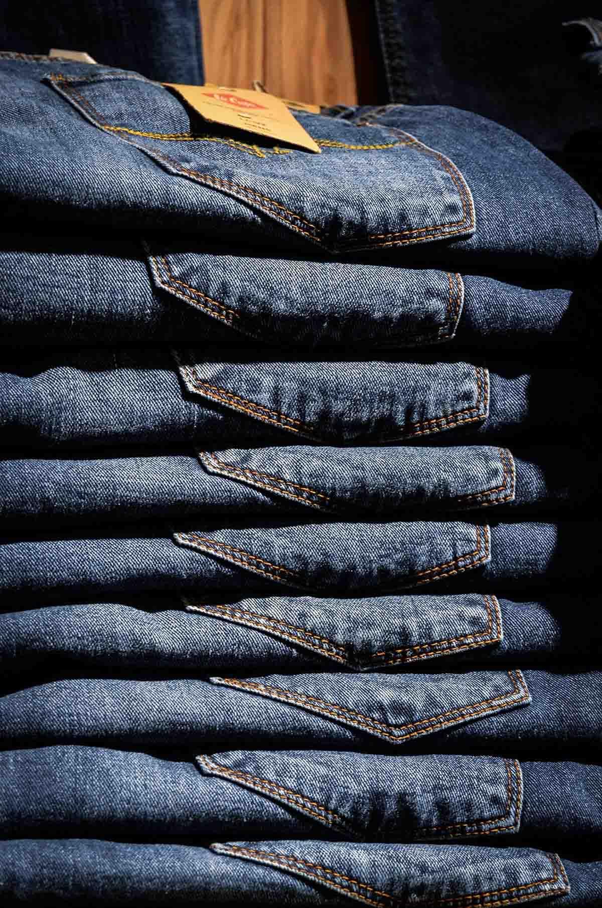 Jeanshose Denim Jeans