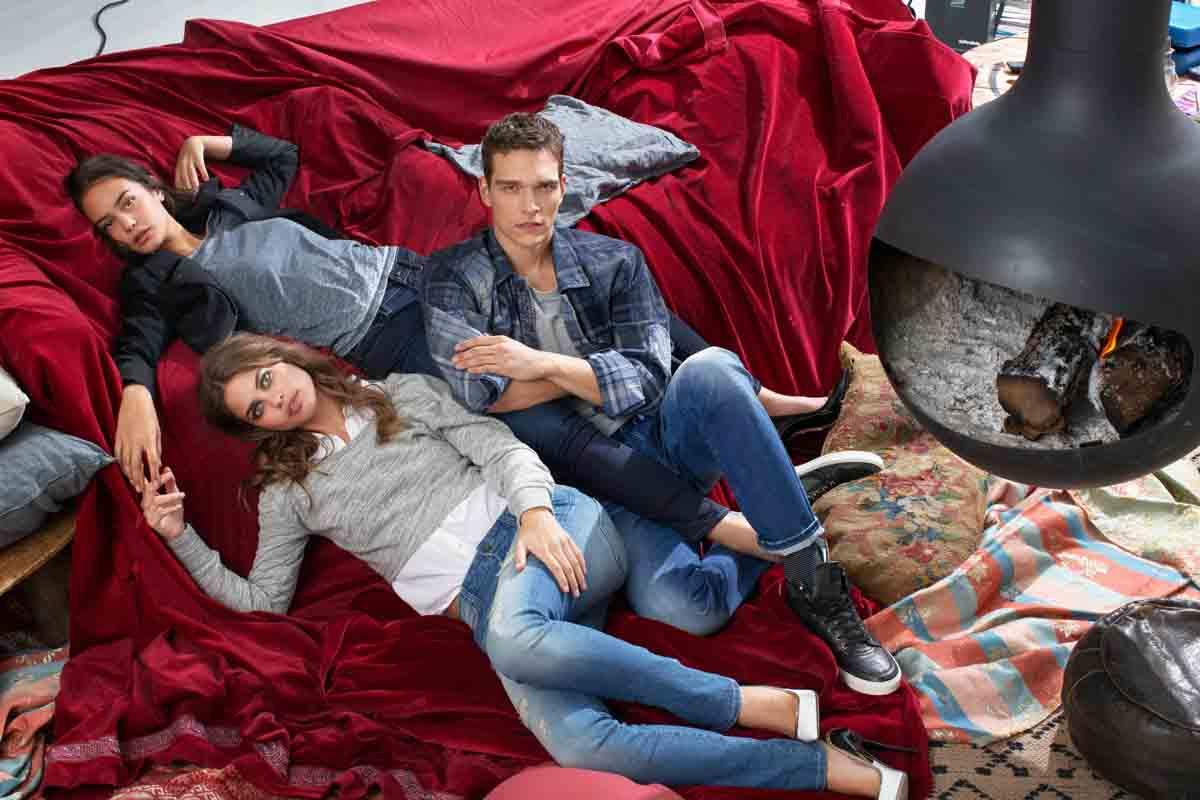 Modetrends Jeanshose Trends