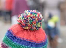 Trend- Accessoire im Winter: Mütze