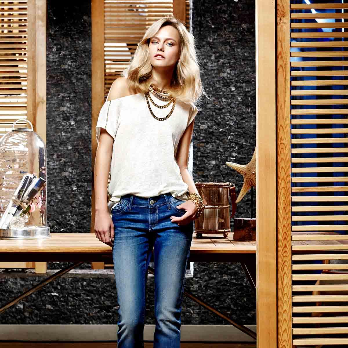 Jeanshose Denimwear Jeanswear