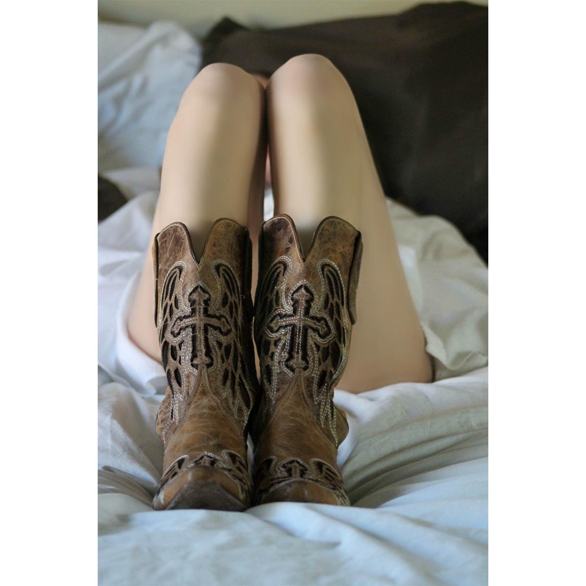 Cowboyboots Cowboystiefel Stiefel