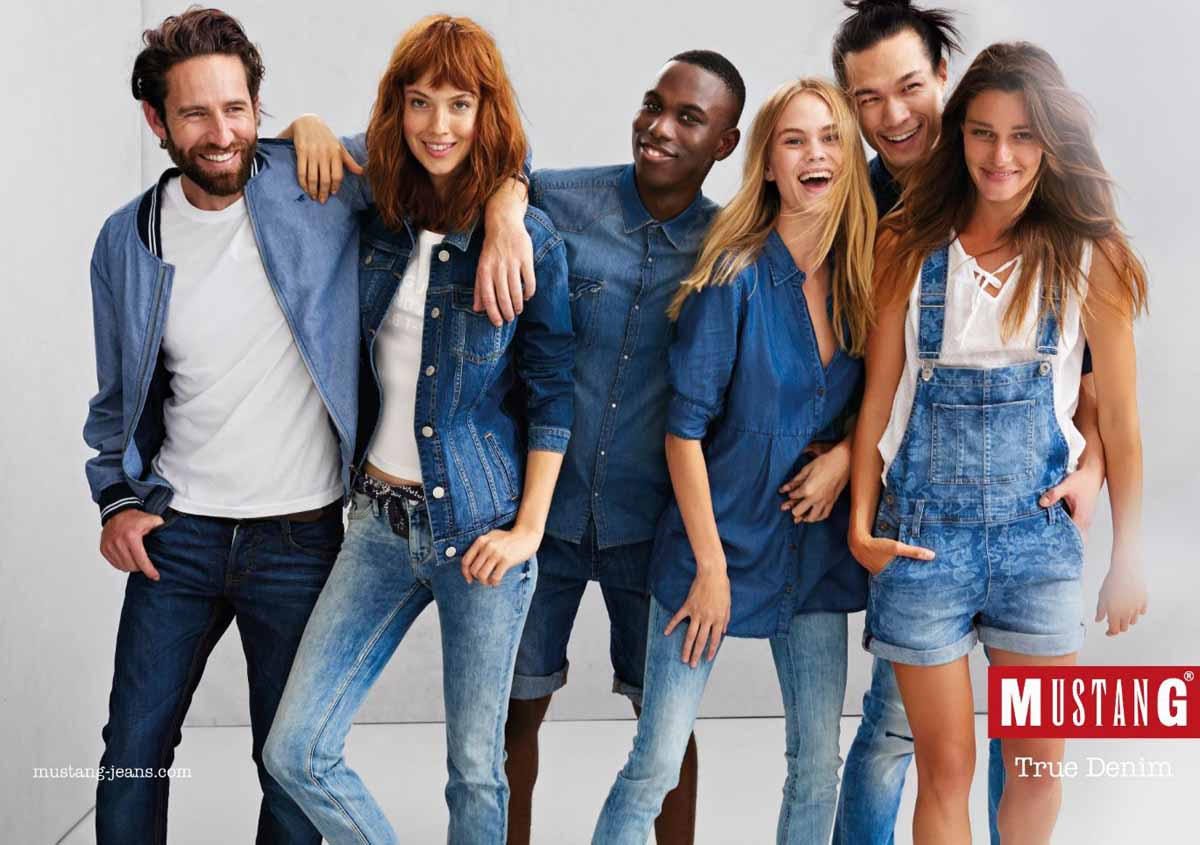 Mustang Jeansstyle Jeanstrends