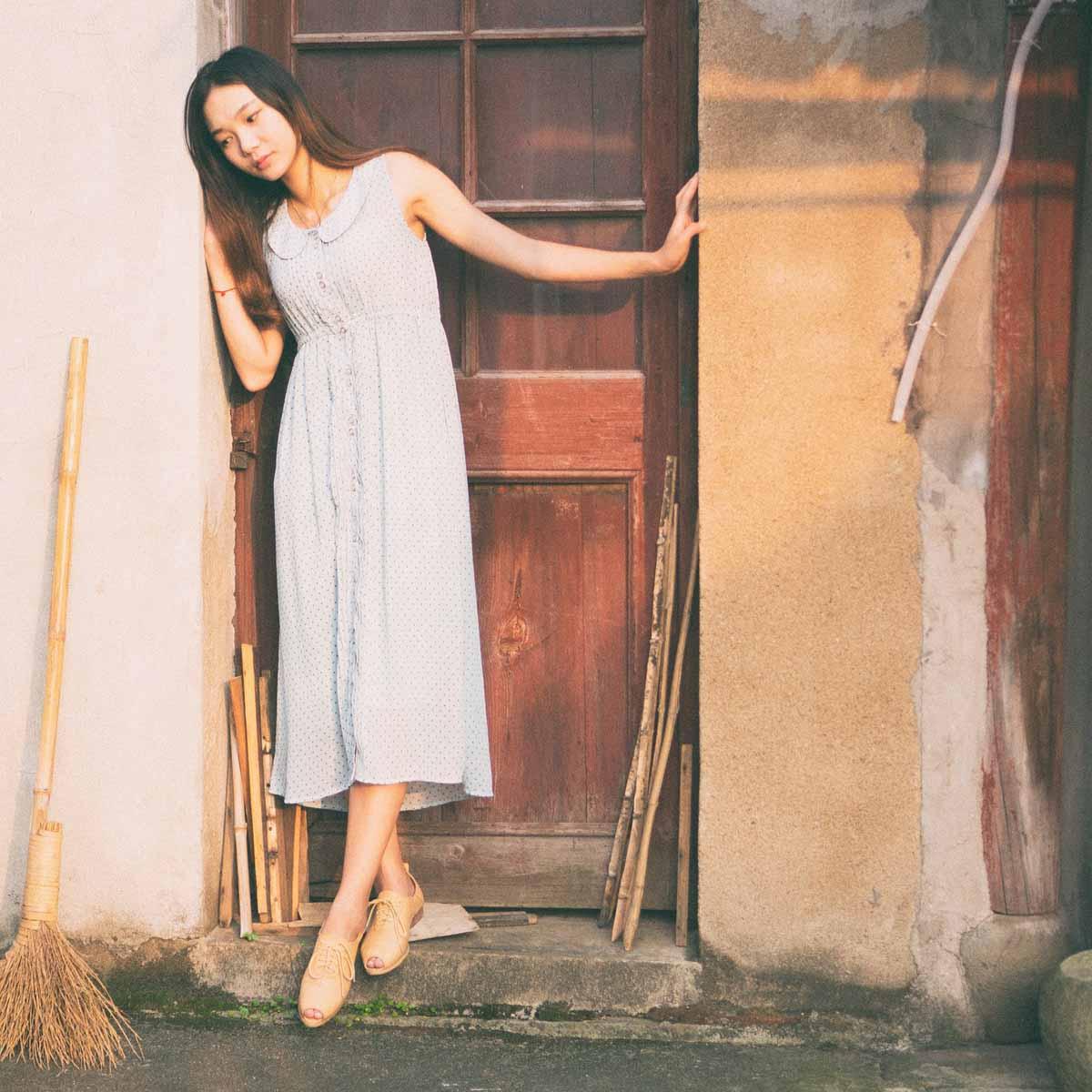 Sommerkleid Kleid Frau