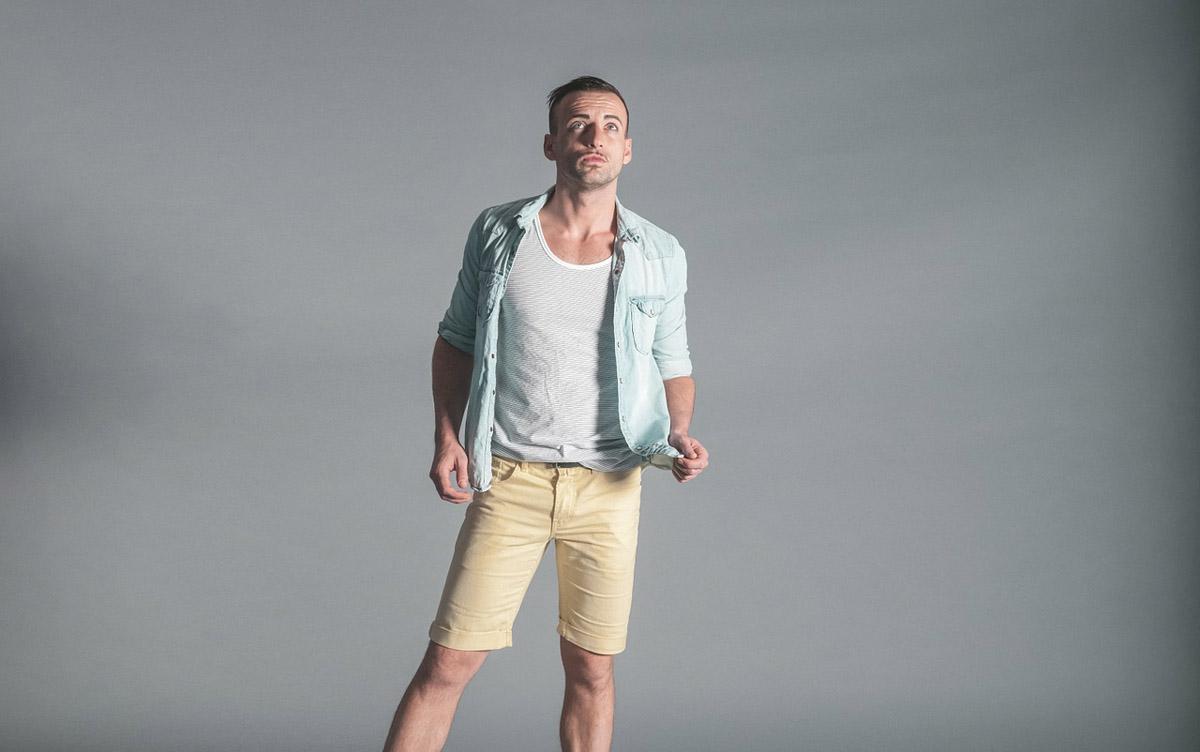 Shorts Herren Style