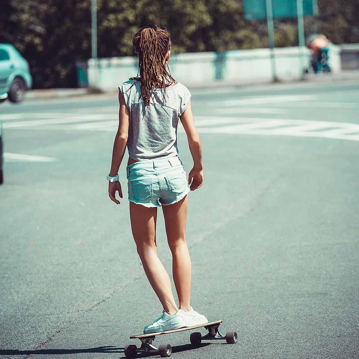 Streetstyle Skateboard Shorts