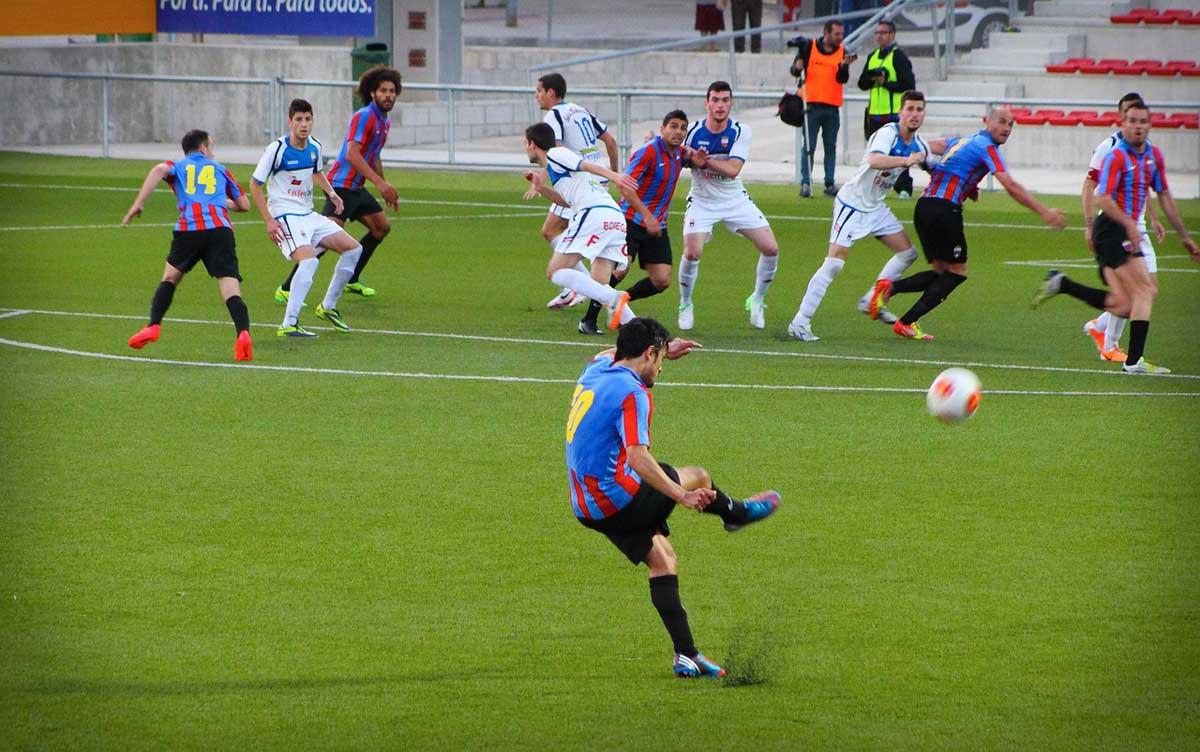 Fußballspiel Fußball Fußballspieler