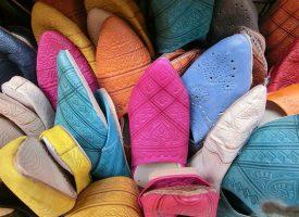 Neue Helden der Schuhe: Babouche
