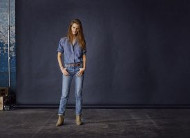 Jeanstrends: Vokuhila & All Over Denim Look