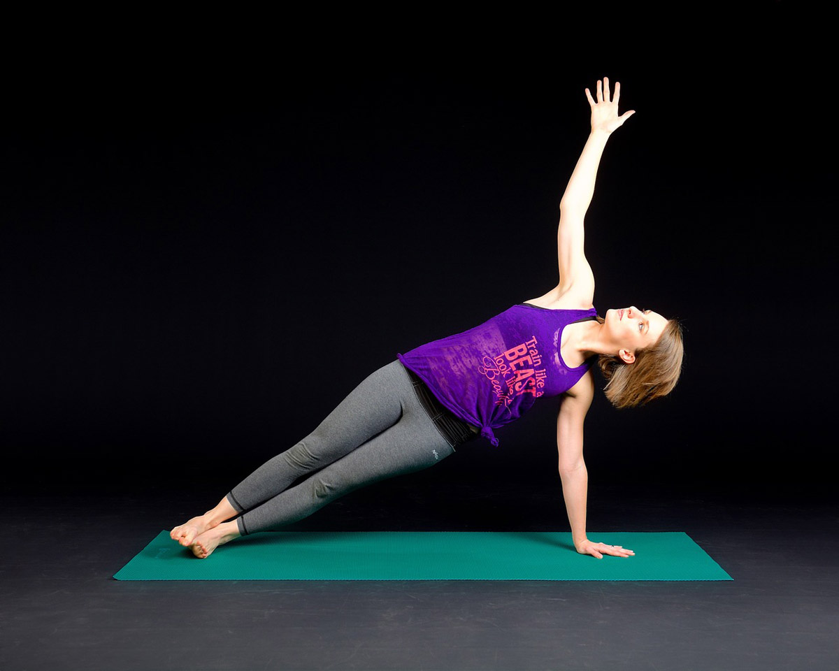yoga-plank-sport
