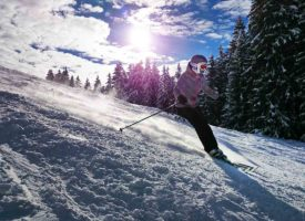 Auf die Bretter, fertig, los! Skimode 2016