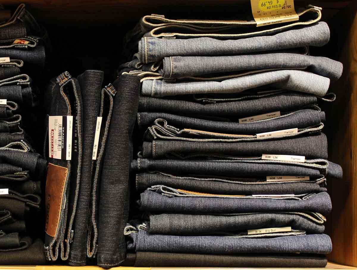Jeanshosen Jeans Denim