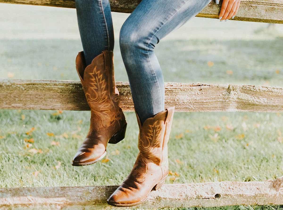 Western Style Schuhe