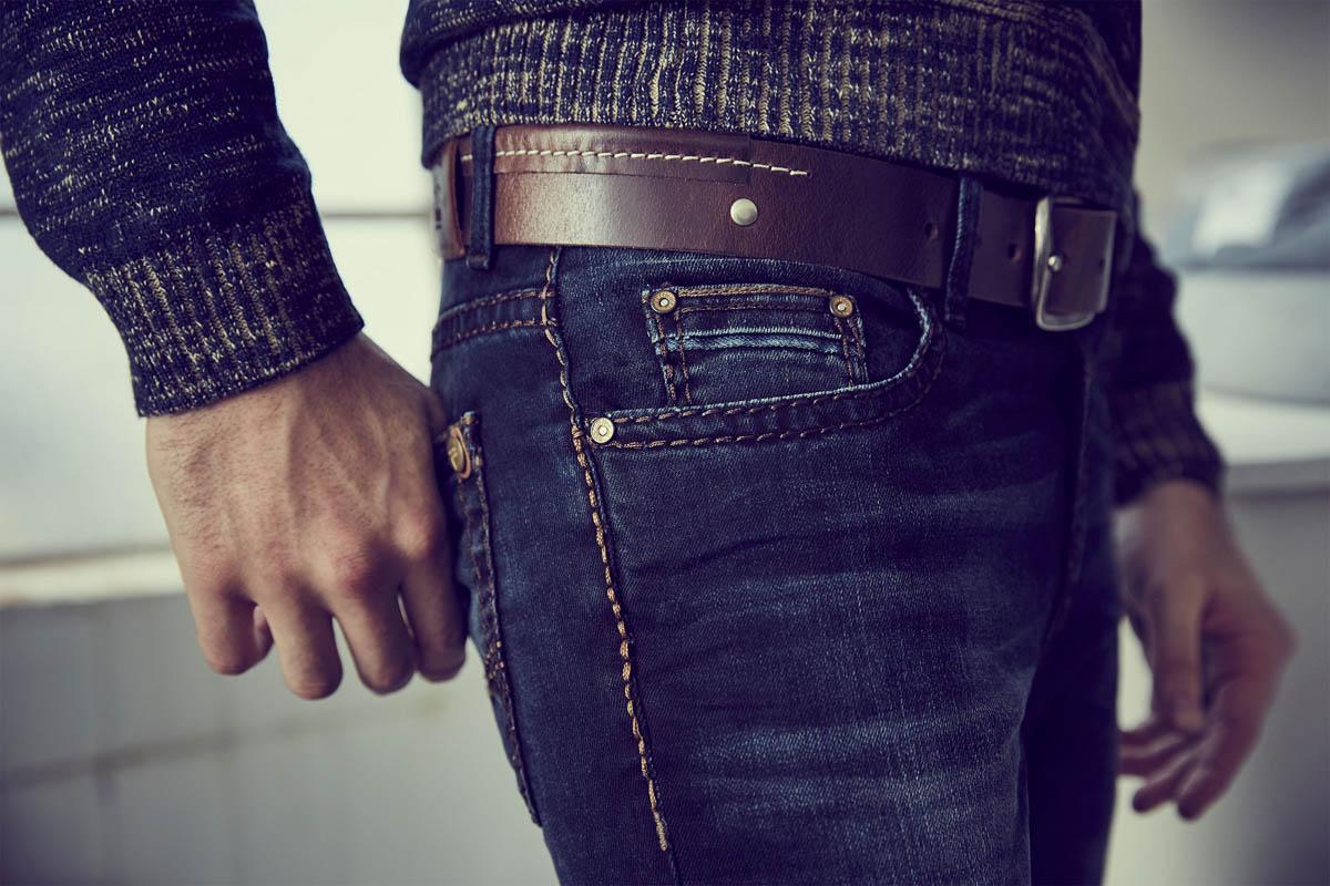 Herren Skinny Jeans