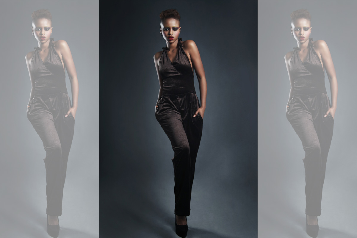 Jumpsuit Overall Model