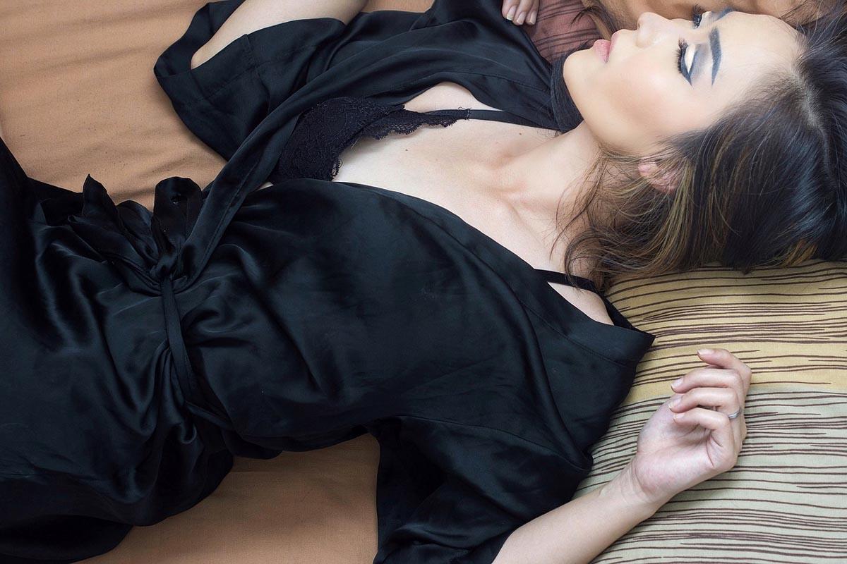 Pyjama Schlafanzug Morgenmantel