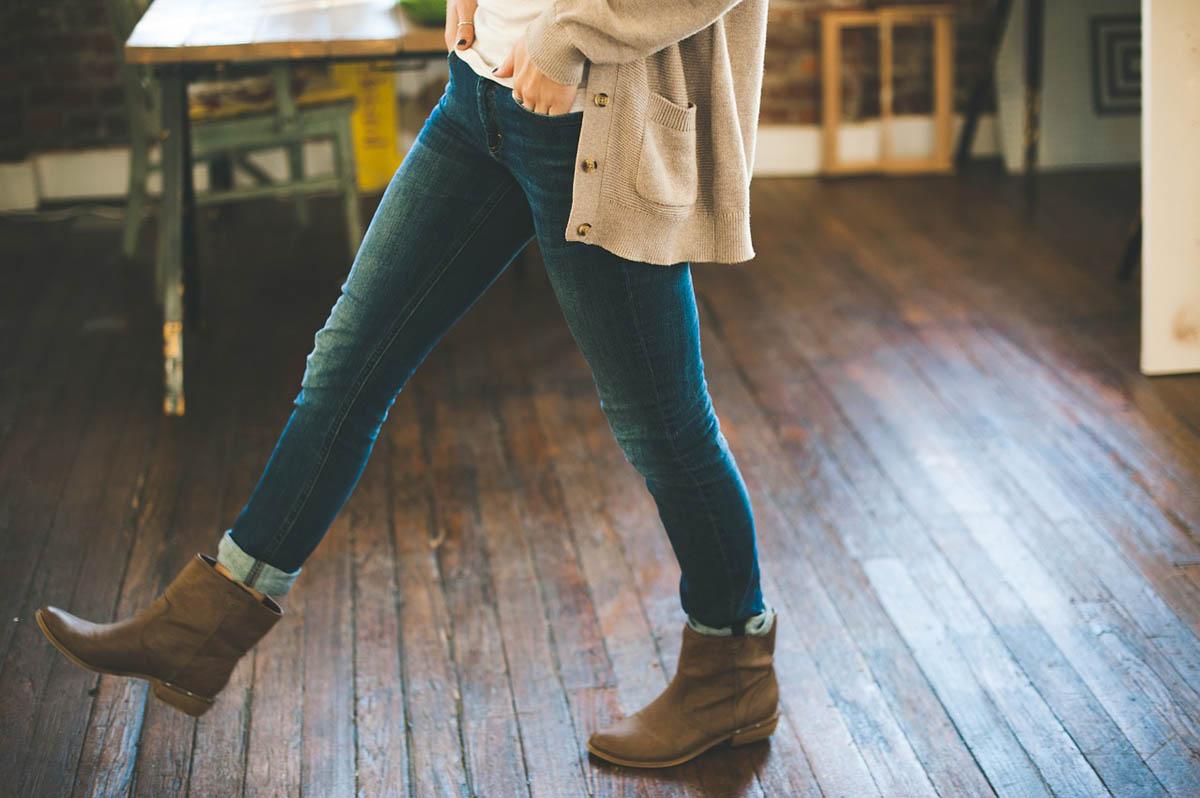 Vintage Jeans Damenjeans