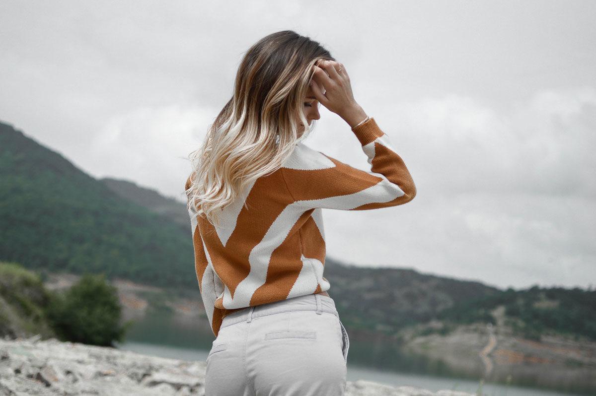 Sweatshirt Pullover Damenhose