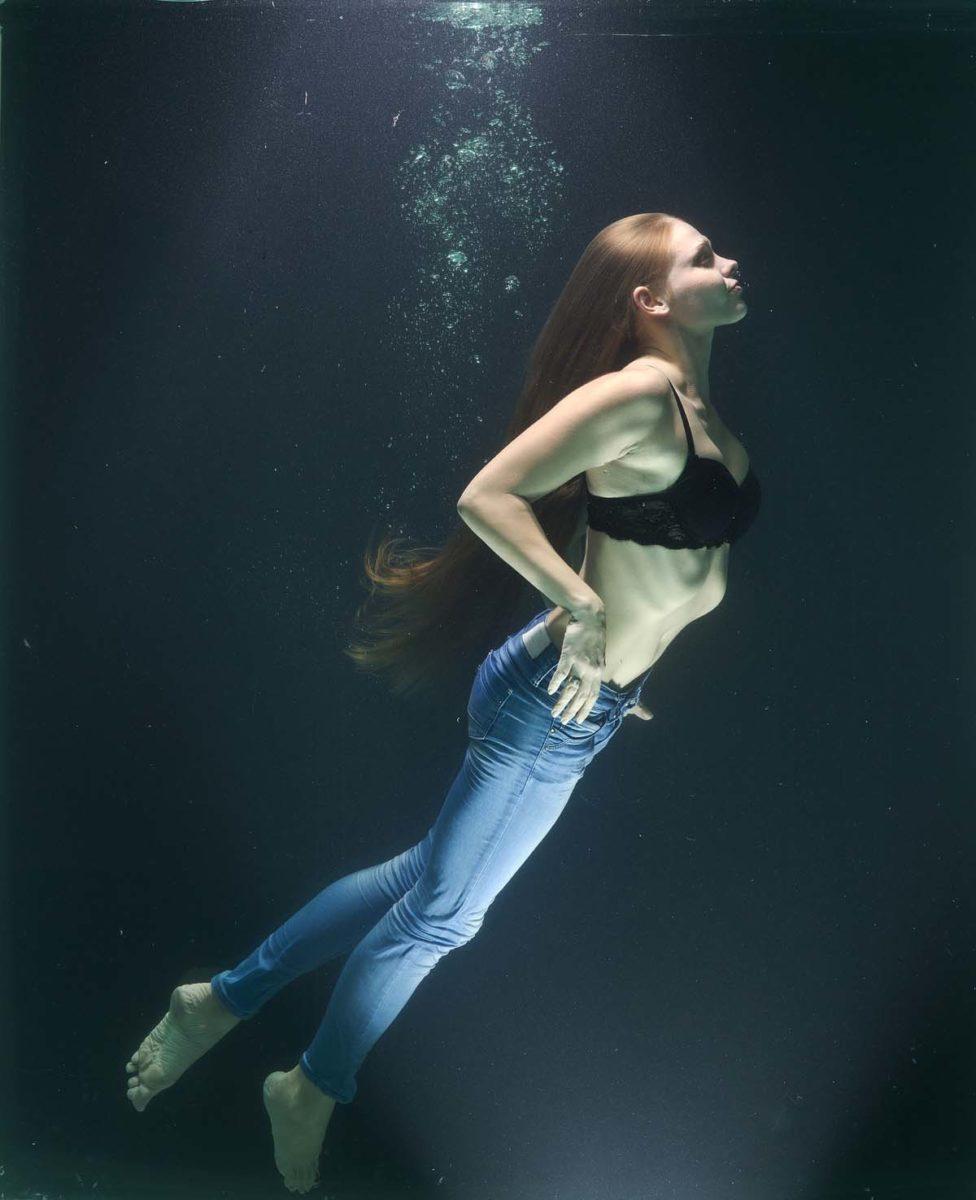 BH Unterwasser Jeanshose