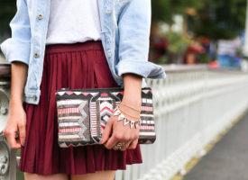 Die Jeansjacke – Auch im Winter ein Trend