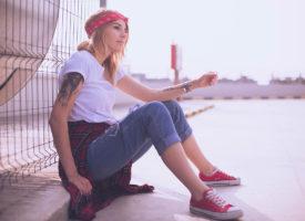 Modetrend: 50ies Rock Rebell
