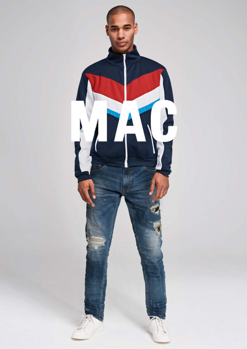 Mac Herrenjeans Used