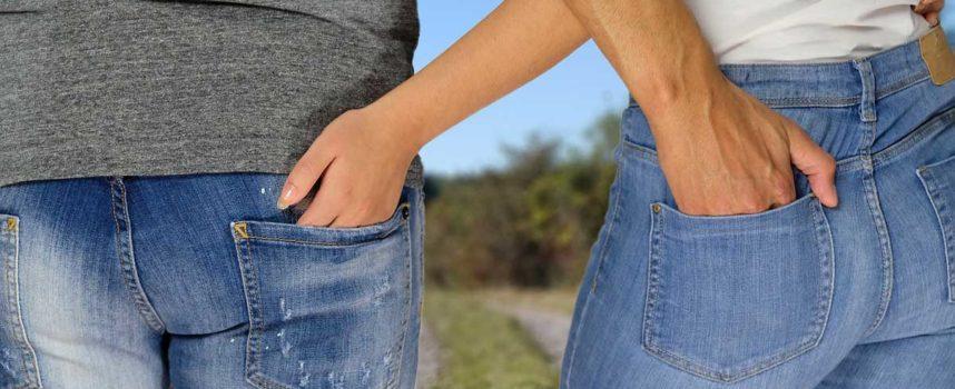 Wir sind verrückt nach Mom Jeans!